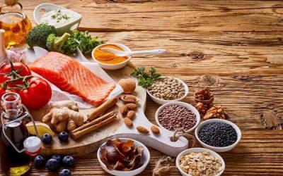 Gyulladáscsökkentő étrend az egészséges ízületek érdekében